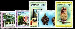 Jamaica 1980 Institute Of Jamaica Unmounted Mint. - Jamaica (1962-...)