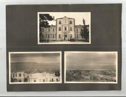 LIBAN SYRIE CAMPAGNE 1939 1940 . 7 PHOTOS MILITAIRES FRANCAIS AU SANATORIUM  VUES PANORAMIQUE ET HOPITAL LIBANAIS - Lieux