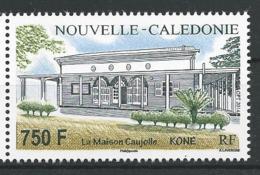 Nouvelle-Calédonie 2014 - La Maison Caujolle Kone - New Caledonia