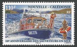 Nouvelle-Calédonie 2014 - 10e Anniversaire Des Sauveteurs En Mer - Nueva Caledonia