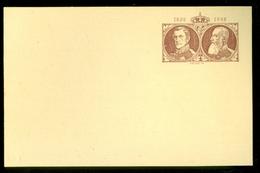 BELGIE * POSTKAART * ONGEBRUIKT  (11.452i + G) - 1830-1849 (Belgique Indépendante)