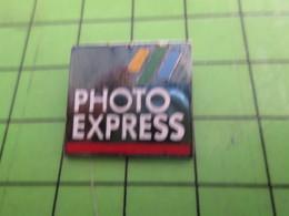 718c Pin's Pins / Belle Qualité Et Rare / PHOTOGRAPHIE : PHOTO EXPRESS - Photography
