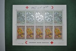 Maroc 1969 BF Croissant Rouge MNH - Maroc (1956-...)