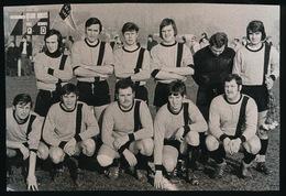 DENDERLEEUW    FOTO 14 X 9 CM - 1973   VOETBAL - Denderleeuw