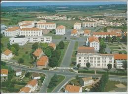 Saint-Maixent L'École-Caserne Coiffé-École Nationale Des Sous-Officiers D'Active-Vue Aérienne (CPM) - Saint Maixent L'Ecole