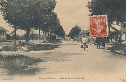 CPA - France - (37) Indre Et Loire - Camp Du Ruchard - Allée Du Front De Bandière - Non Classés