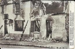 Guerre 1914 1918 - Senlis - Oise - Rue De La République - Bombardement Allemand - War 1914-18