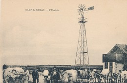 CPA - France - (10) Aube - Camp De Mailly - L'Abattoir - Mailly-le-Camp