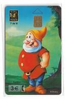 Spain - Disney Snow White And 7 Dwarfs 7/8 - P-520 - 01.2003, 3€, 4.000ex, NSB - España