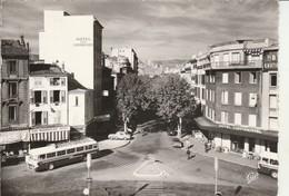 Drome : VALENCE :  Avenue De La Gare ( Cpsm Photo Vérit.- Grand Format ) - Valence