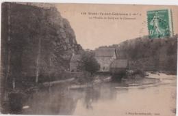 Bs - Cpa VIEUX VY Sur COUESNON (Ille Et Vilaine) - Le Moulin De Bray Sur Le Couesnon - Other Municipalities