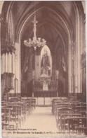 Bs - Rare Cpa St Jacques De La Lande (Ille Et Vilaine) - Intérieur De L'église - Francia