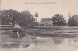 Bs - Cpa Château Du Plessix, Par Tresboeuf (Ille Et Vilaine) - Autres Communes