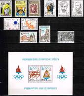 Lot Belg Selectie 1978 Postfris** - Ongebruikt