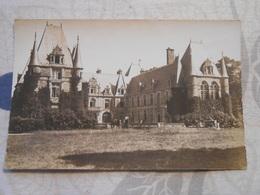 CPA Photo  Guerre14-18 1wk Ww1 Wk1 Feldpost Militaria Laon Chateau Marchais  #656634286 - Guerre 1914-18