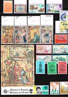 Lot Belg Selectie 1979 Postfris** - Ongebruikt
