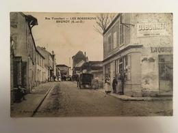 Brunoy - Rue Tronchart - Brunoy