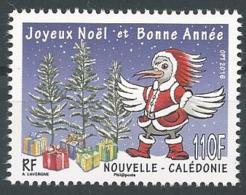 Nouvelle-Calédonie 2016 - Joyeux Noël Et Bonne Année - Nueva Caledonia