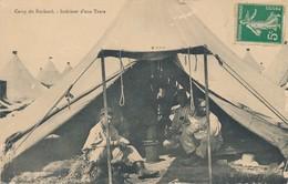 CPA - France - (37) Indre Et Loire - Camp Du Ruchard - Interieur D'une Tente - Non Classés