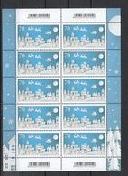 Deutschland BRD ** 3421   Winter Kleinbogen Neuausgabe 2.11.2018 Postpreis 7,00 € - Ungebraucht