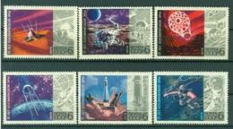 URSS 1972 - Y & T N. 3870/75 - Ere Cosmique - 1923-1991 USSR