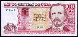 CUBA 100 PESOS 2016 REMPLAZO AZ11 - Cuba