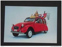 Carte Kaart Boomerang Belgique Citroën 2CV Auto Pay&Go - PKW