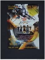 Carte Kaart Boomerang Belgique Red Bull's BMX-TRA Contest 2002 Knokke Beach - Non Classés
