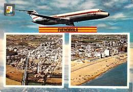 Aviation Avion Avions AEROPORT  Airport FUENGIROLA  Costa Del Sol  Vues Aériennes (IBERIA  *PRIX FIXE - Aeródromos