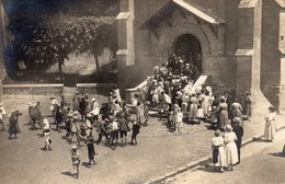 91 Yerres, L'eglise, Carte Photo - Yerres