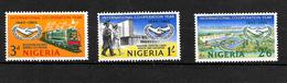 Nigeria 1965 International Cooperation Year, Complete Set MNH (6978) - Nigeria (1961-...)