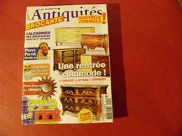 Magazine Antiquité Brocante Lot De 3 Numéros - Lots De Plusieurs Livres
