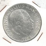 Monnaie , AUTRICHE , Republik Osterreich , 50 Schilling , 1971, ING. JULIUS RAAB , 1891-1964 , Frais Fr 1.55e - Autriche