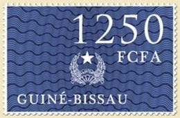 GUINE BISSAU 2011 SET COAT OF ARMS UNIT FIGHT PROGRESS UNIDADE LUTA PROGRESSO Gb11406a - Guinea-Bissau