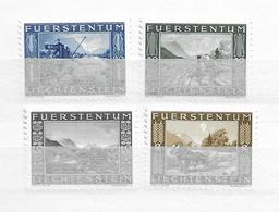 1943 MNH Liechtenstein - Nuovi