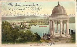 Suisse Biel Bienne Pavillon Felseck  CPA 1901 - BE Berne