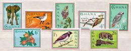 Ghana MNH Set And 2 SSs - Stamps