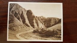 Russian Asia. Ashkhabad (Turkmenistan) Near Firyuza River  - OLD PC  1930s - Turkmenistan