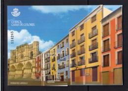 20.- SPAIN 2018 Artistic Heritage Cuenca Colored Houses - 1931-Today: 2nd Rep - ... Juan Carlos I