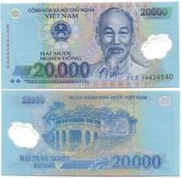 Vietnam Viet Nam - 20000 Dong 2014 UNC P. 120 Lemberg-Zp - Viêt-Nam