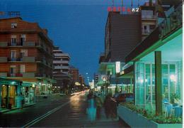 IGEA MARINA - Viale Pinzon - Albergo Hotel K2 - Notturno - Italia
