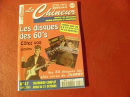 Le Chineur Lot De Deux Magazines. - Lots De Plusieurs Livres