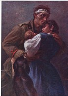 28/11/1938  CARTOLINA DELL'UFFICIO  STORICO  MVSN  CON  FRASE MUSSOLINI - Militari