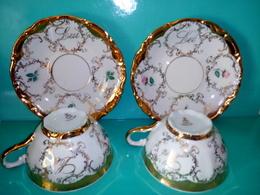 Tazze In Porcellana FURGA - LUI & LEI Spaiate - Ceramica & Terraglie