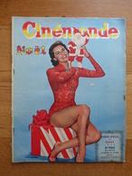 CINEMONDE N° 1612 Du 29/6/65 ALAIN DELON - ELVIS PRESLEY - LES BEATLES (3p) - PIA COLOMBO - LES PARIESENNES - Cinema