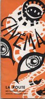 MENSUEL La Route Des Scouts De France CINEMA Novembre 1960 - Pfadfinder-Bewegung