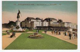 Boulogne-sur-Mer (Pas-de-Calais)  Casino Et Terrasse - Boulogne Sur Mer