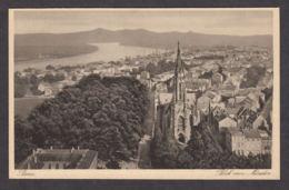 62821/ BONN, Blick Vom Münster Auf Rhein Und Siebengebirge - Bonn