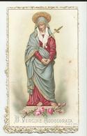 SANTINO B. VERGINE ADDOLORATA  (667) - Imágenes Religiosas