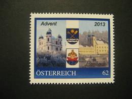 Pers.BM 8119062** Stadl Paura-Lambach Advent 2013 - Österreich